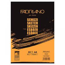 <b>Fabriano</b> Schizzi Альбом для <b>рисования</b> А4 210х297 мм 120 листов