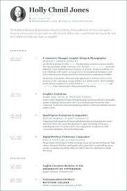 Pdf Resume Awesome Graphic Designer Cv Format Pdf Resume Objective Sample Template For