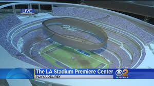 Chargers Stadium Seating Chart Take A Virtual Tour Of New Rams And Chargers Home Coming To Ingelwood