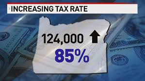 Change in ui tax rate from 2020 to 2021 Many Struggling Oregon Businesses To See Tax Hike In 2021 Katu