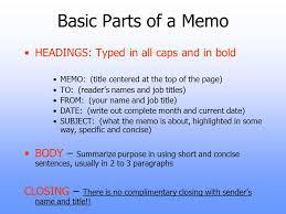 Standard Memorandum Memo Format Ppt Video Online Download