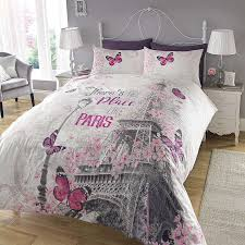 Pieridae Paris Romance King Duvet Cover Quilt Cover Bedding Set ... & Pieridae Paris Romance Duvet Cover Set Adamdwight.com