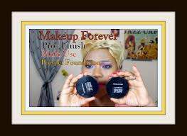 makeup forever pro finish multi use powder foundation review demo you