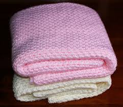 Easy Crochet Baby Blanket Patterns Delectable Learn How To Crochet A Blanket With This Easy Free Pattern