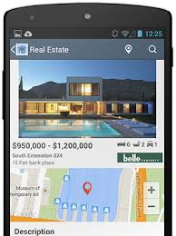 real state template real estate android app template