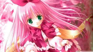 Pink Anime Wallpapers - Top Free Pink ...