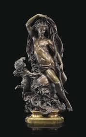 JEAN-BAPTISTE CARPEAUX (FRENCH, 1827-1875) | Apollon et l'Amour (Le Jour) |  Sculptures, Statues & Figures, figure | Christie's | Sculpture, Lion  sculpture, Statue