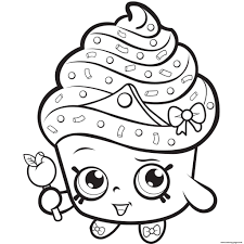 Cookies Coloring Pages Glandigoartcom