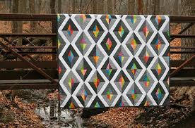 7 Rainbow Quilt Patterns: Beautifully Colorful & Rainbow Prism Quilt - Craftsy Member Pattern Adamdwight.com