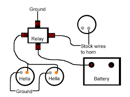 bosch relay wiring diagram for horn bosch image wiring question subaru forester owners forum on bosch relay wiring diagram for horn