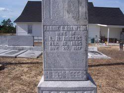 Nancy C. Brewton Rogers (1885-1917) - Find A Grave Memorial