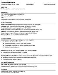 ideas of sample er nurse resume with worksheet - Er Nurse Resume Sample