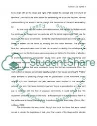 historical change essay mary wollstonecraft essay  mary wollstonecraft essay example text preview