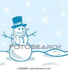 holiday snowman clip art. Unique Holiday Clipart  Holiday Snowman Background Fotosearch Search Clip Art  Illustration Murals Drawings With Snowman Art