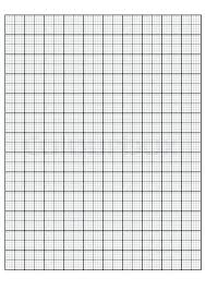 Free Graph Paper Print Architectural Floor Plan Project Paper 5 Mm Graph Grid 2