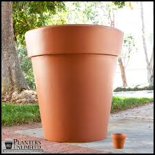 tall terracotta planter. Simple Planter Seville Large Terracotta Pot Click To Enlarge Throughout Tall Planter
