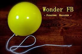 Amazon Com Wonder Floating Balloon By Ryota Toys Games
