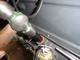 installing a pcv system in your 216 235 261 engine in the case of the 216 235 or 261 engine remove the road draft tube which is just press fit and the bracket holding it in place then install a 1 1 4 cup