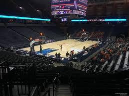 John Paul Jones Arena Section 107 Rateyourseats Com