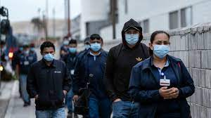 In Tijuana and other Mexican border cities, many fear coronavirus is coming  from U.S.