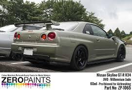 Nissan Gt R 1970 2015 Paints 60ml