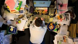 what does having a messy desk say about you a us study suggested a chaotic environment could trigger non conformist thinking