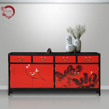 furniture for the foyer entrance. Jinyuan Heng New Chinese Classic Wood Hand-painted Foyer Entrance Cabinet Red Lacquer Cabinets Storage Furniture For The E