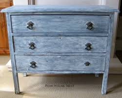 distressed blue furniture. Ta-daaaaa! Distressed Blue Furniture