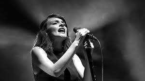It may be new to you, but once you're here, you'll swear you've been here. Live Photos Chvrches In Columbus Oh Paste