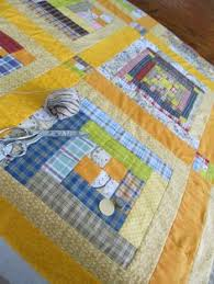 How to tie a quilt using yarn | A Quilt to SEE | Pinterest & How to tie a quilt with yarn tutorial Adamdwight.com