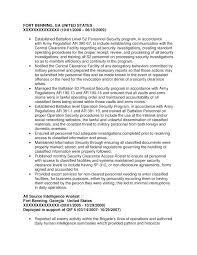 Federal Resume Samples Bad Examples Gorgeous Administrative