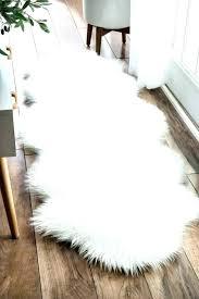 faux sheepskin area rug white large white fur rug white faux fur area rug area rugs