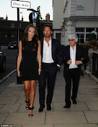 Tamara Ecclestone leaves Sophia at home for night out with husband ... via Relatably.com