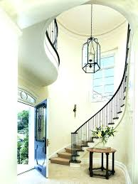 astonishing how to determine the right height for your foyer chandelier on 2 story standard impressive
