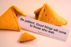 Patience Is A Virtue Quote Impressive It's All About Quotes August 48