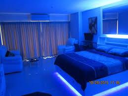room mood lighting. View Talay Residence 6: Room With Mood Lighting