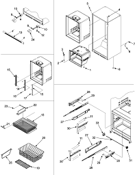 Outstanding jenn air refrigerator parts diagram pictures best
