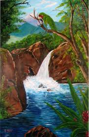 information on the original artwork country puerto rico
