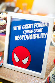 kara s party ideas spectacular spider man birthday party table runner round up book book themed
