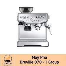 Máy pha Breville 870 | Máy pha cà phê Nhập Khẩu - Chính Hãng