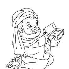 Small Picture THREE WISE MEN coloring pages 38 Xmas online coloring books and
