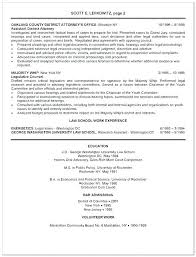 Assistant District Attorney Sample Resume Gorgeous Sample Resume For Attorney Sample Legal Associate Resume Best Of