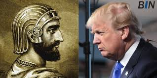 Image result for Trump aligns with Bible prophecy