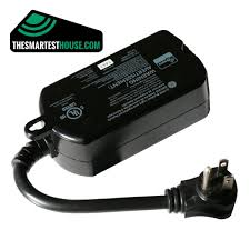 ge 45613 wave. Contemporary Ge 45613 Wave 12720 Zwave Plugin Outdoor Smart Switch Bottom Side