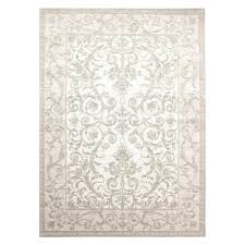 white and grey rug regency chenille rug percent off black white gray rugs