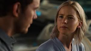 Jennifer Lawrence s Comments About Her Passengers Sex Scene Are.