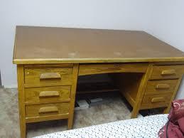 old office desk. Great Old Oak Desk Antique Appraisal Instappraisal Office E