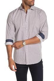 Print Shaped Fit Woven Shirt