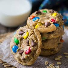 Monster Cookies These Stay Soft For Days Baking A Moment