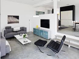 Cute Purple Cushions Black Glasses Table Vintage Studio Apartment - Vintage studio apartment design